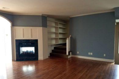 C Street LL – Living Room 1 Before