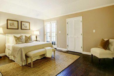 Long Master Bedroom After