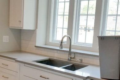 Prairie Village New Kitchen Sink 1 Before