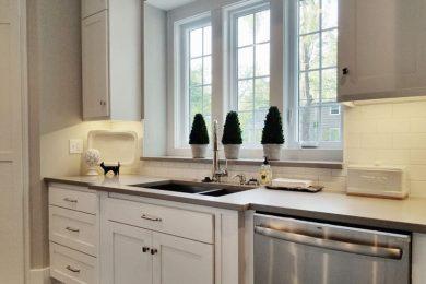 Prairie Village New Kitchen Sink 2 After